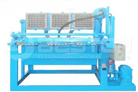 Egg Carton Machine