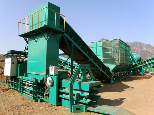 Beston Garbage Sorting Machine for Sale
